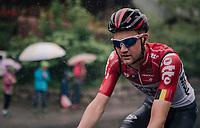 Tim Wellens (BEL/Lotto Soudal)<br /> <br /> Stage 4: Gansingen &gt; Gstaad (189km)<br /> 82nd Tour de Suisse 2018 (2.UWT)