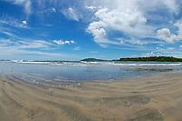 Tamarindo beach Costa Rica, Pacific Ocean