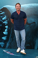 HOLLYWOOD, CA - August 6: Ian Ziering, at Warner Bros. Pictures And Gravity Pictures' Premiere Of &quot;The Meg&quot; at TCL Chinese Theatre IMAX in Hollywood, California on August 6, 2018. <br /> CAP/MPI/FS<br /> &copy;FS/MPI/Capital Pictures
