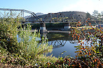 Russian River in Healdsburg