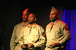 Thom Scott II - David Wendell Boykins - Layon Gray star in Layon Gray's Black Angels Over Tuskegee - The Story of the Tuskegee Airman on February 7, 2010 and continuing. Check it out at www.theblackgents.com (Photo by Sue Coflin/Max Photos)