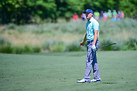Jordan Spieth (USA) watches his approach shot on 2 during round 1 of the Shell Houston Open, Golf Club of Houston, Houston, Texas, USA. 3/30/2017.<br /> Picture: Golffile   Ken Murray<br /> <br /> <br /> All photo usage must carry mandatory copyright credit (&copy; Golffile   Ken Murray)
