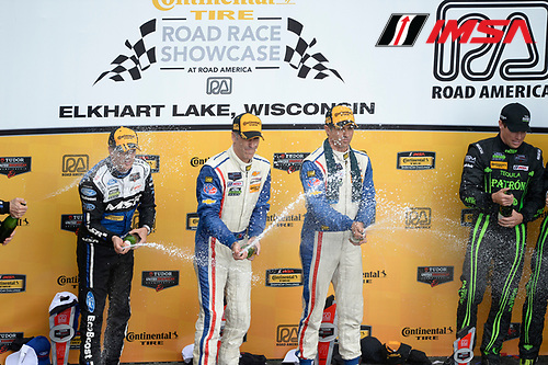 8-10 August  2014, Elkhart Lake, Wisconsin USA<br /> 5, Chevrolet, Corvette DP, P, Joao Barbosa, Christian Fittipaldi<br /> &copy;2014, Richard Dole<br /> LAT Photo USA for IMSA