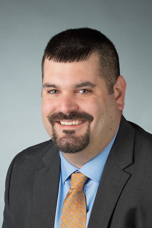 Brent Buckley, Director for Housing Capital and Facilities Planning, Housing and Residence Life, Staff, Headshot