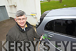 Donal Hunt ESB ecar Ambassador who took part in a electric Car trial for three months.