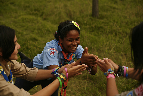 Operation One World.22nd World Scout Jamboree, Sweden 2011