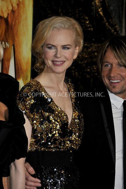 WWW.ACEPIXS.COM . . . . .....November 24, 2008. New York City.....Nicole Kidman and Keith Urban attend the 'Australia' Premiere held at the Ziegfeld Theater on November 24, 2008 in New York City...  ....Please byline:  AJ Sokalner - ACEPIXS.COM..... *** ***..Ace Pictures, Inc:  ..Philip Vaughan (646) 769 0430..e-mail: info@acepixs.com..web: http://www.acepixs.com