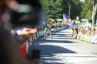 Picture by Simon Wilkinson/SWpix.com 17/06/2016 - Tour de France, 2016, Stage 15, Bourg en Bresse to Culoz -<br /> Finish<br /> copyright picture - Simon Wilkinson - simon@swpix.com