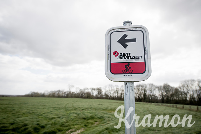 no racing<br /> <br /> Due to the international pandemic caused by the coronavirus COVID-19, the 82nd edition of Gent-Wevelgem in Flanders Fields (BEL/1.UWT), like all other Spring Classics in 2020, was cancelled which left the race roads (as the rest of the country in lockdown) eerily empty on race day…<br /> <br /> 1 day race from Ypres to Wevelgem (257km)<br /> <br /> ©kramon