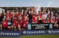200809 Super Rugby Aotearoa - Crusaders v Highlanders