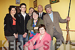 Dress rehearsals last Saturday for the Glorach Drama Group ahead of opening night this Thursday 18th in The Glorach Theatre, Abbeyfeale. Pictured l-r: Nadine Smith, Dennis Murphy, Noel Murphy, Denise Ward, John Stretton, Cormac O'Connor and Katie Moloney
