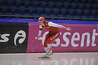 SCHAATSEN: HEERENVEEN: 20-12-2013, IJsstadion Thialf, KKT Trainingswedstrijd, 1500m, Marije Joling, ©foto Martin de Jong