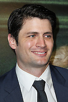 "HOLLYWOOD, LOS ANGELES, CA, USA - APRIL 03: James Lafferty at the Los Angeles Screening Of Relativity Media's ""Oculus"" held at TCL Chinese 6 Theatre on April 3, 2014 in Hollywood, Los Angeles, California, United States. (Photo by Xavier Collin/Celebrity Monitor)"