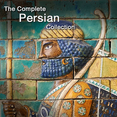 Pictures & images of Ancient Persian historic museum art, artefacts & antiquities