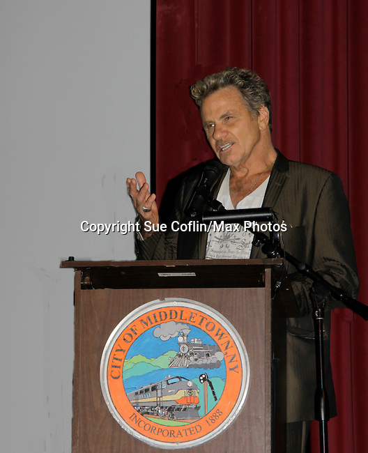 Martin Kove - Gala Awards Night - Closing Night - Hoboken International Film Festival held June 5, 2014 at the Paramount Theatre, Middletown, New York. (Sue Coflin/Max Photos)