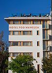 Hotel pod Wawelem, plac na Groblach, Krak&oacute;w, Polska<br /> Hotel pod Wawelem, square on Groblach, Cracow, Poland