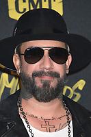 06 June 2018 - Nashville, Tennessee - A.J. McLean. 2018 CMT Music Awards held at Bridgestone Arena.  <br /> CAP/ADM/LF<br /> &copy;LF/ADM/Capital Pictures