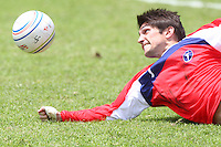 Juegos Mundiales 2013 Fistball Chile vs Suiza