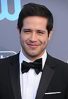 11 January 2018 - Santa Monica, California - Jorge Diaz. 23rd Annual Critics' Choice Awards held at Barker Hangar. <br /> CAP/ADM/BT<br /> &copy;BT/ADM/Capital Pictures