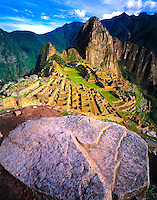 Machu Picchu, Andes Mountains, Peru   Machu Picchu National Park   Lost City of the Incas/Inca Trail     Urubamba River Discovered 1911    UNESCO World Heritage Site