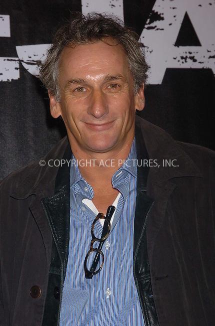WWW.ACEPIXS.COM . . . . . ....November 20, 2006, New York City. ....Matt Craven attends the Premiere of 'Deja Vu'.  ....Please byline: AJ Sokalner - ACEPIXS.COM..... *** ***..Ace Pictures, Inc:  ..(212) 243-8787 or (646) 769 0430..e-mail: info@acepixs.com..web: http://www.acepixs.com