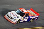 Feb 13, 2009; 8:26:12 PM; Daytona Beach, FL, USA; NASCAR Camping World Truck Series race of the NextEra Energy Resources 250 at Daytona International Speedway.  Mandatory Credit: (thesportswire.net)