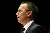 GRONINGEN - Basketbal, Donar - Landstede Zwolle, Martiniplaza, Dutch Basketbal league, seizoen 2018-2019, 02-02-2019, Donar coach Erik Braal