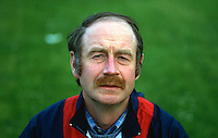 Tom McKeagney, assistant manager, Tyrone GAA football team, N Ireland, 19870608TMK..Copyright Image from Victor Patterson, 54 Dorchester Park, Belfast, UK, BT9 6RJ..Tel: +44 28 9066 1296.Mob: +44 7802 353836.Voicemail +44 20 8816 7153.Skype: victorpattersonbelfast.Email: victorpatterson@me.com.Email: victorpatterson@ireland.com (back-up)..IMPORTANT: If you wish to use this image or any other of my images please go to www.victorpatterson.com and click on the Terms & Conditions. Then contact me by email or phone with the reference number(s) of the image(s) concerned.