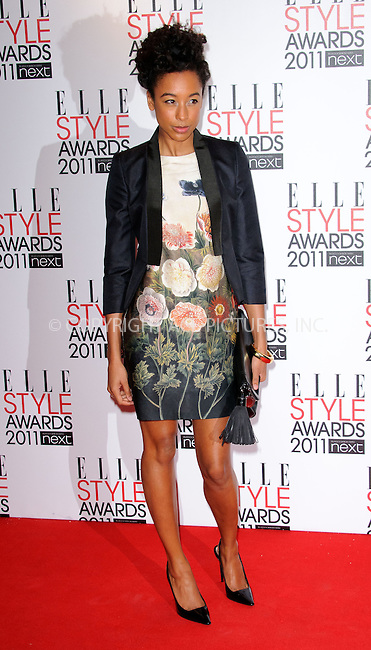 WWW.ACEPIXS.COM . . . . .  ..... . . . . US SALES ONLY . . . . .....February 14 2011, New York City....Corinne Bailey Rae arriving at the 2011 ELLE Style Awards at the Grand Connaught Rooms on February 14 2011 in London....Please byline: FAMOUS-ACE PICTURES... . . . .  ....Ace Pictures, Inc:  ..Tel: (212) 243-8787..e-mail: info@acepixs.com..web: http://www.acepixs.com