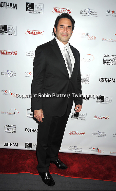 Dr Paul Nassif attend  The About Face Benefit for Domestic Violence Survivors on October 20, 2011 at the Trump Soho Hotel..in New York City.