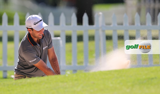 Edouardo Molinari (ITA) during the practice day at the SA Open Championship 2013 at the Glendower Golf Club, Johannesburg, South Africa. Picture:  David Lloyd / www.golffile.ie