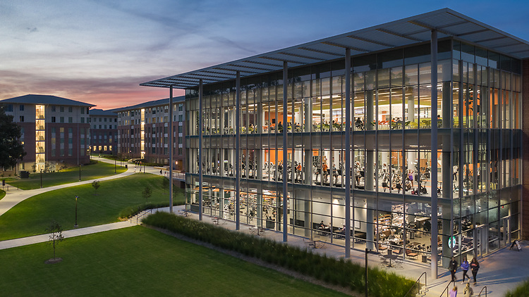 Clemson University Douthit Hills Development | Ayers Saint Gross