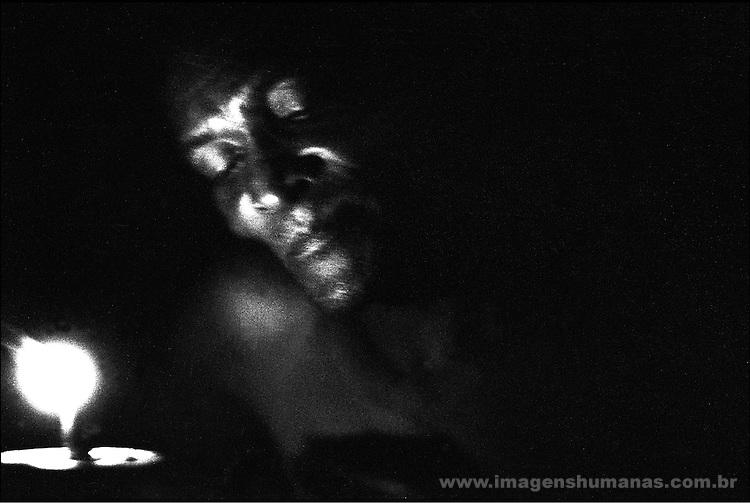 Maio de 2002. João Batista Alves - trabalho análogo ao de escravo na fazenda sapucaia, Xinguara - Pará..May of 2002. João the Baptist Alves - I work similar to the of slave in the farm sapucaia, Xinguara - Pará.