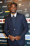 Duvan Zapata of Atalanta pictured at the The Italian Footballers Association Grand Gala of Football at the Megawatt Court, Milan. Picture date: 2nd December 2019. Picture credit should read: Jonathan Moscrop/Sportimage