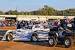 Oct 18, 2013; 6:02:08 PM; Portsmouth, OH ., USA; The 33rd Annual RED BUCK Dirt Track World Championship Presented by Borrowed Blue at Portsmouth Raceway Park, a $50,000-to-win event on the Lucas Oil Late Model Dirt Series.  Mandatory Credit: (thesportswire.net)