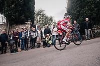 Christophe Laporte (FRA/Cofidis)<br /> <br /> 76th Paris-Nice 2018<br /> stage 6: Sisteron &gt; Vence (198km)