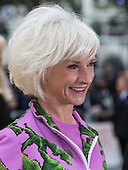 London, UK. 29 June 2016. Actress Jane Horrocks. World premiere of Absolutely Fabulous - the Movie in London's Leicester Square.
