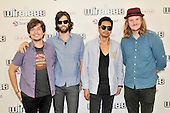Jun 02, 2010: THE TEMPER TRAP - Photocall at Wireless Festival Day 1