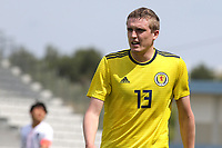 Iain Wilson of Scotland U21's during South Korea Under-21 vs Scotland Under-21, Tournoi Maurice Revello Football at Stade Parsemain on 2nd June 2018