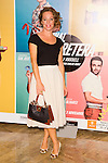 """Silvia Marti attends the Premiere of the Theater Play """"Al Final de la carretera"""" at Fenan Gomez Theatre in Madrid, Spain. October 7, 2014. (ALTERPHOTOS/Carlos Dafonte)"""