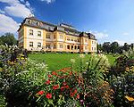 Germany, Deutschland Bavaria, Bayern Lower Franconia, Unterfranken Veitshochheim Veitshoechheim Palace and Rococo Garden near Wuerzburg