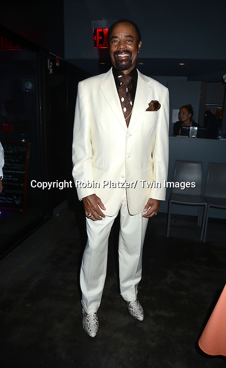 Clyde Frazier attends  the  tribute to Sherri Shepherd for her commitment to YAI on September 12, 2013 at Clyde Frazier's Wine and Dine in New York City. Sherri is the spokeswoman for YAI, which raises awareness and support for individuals with disabilities.