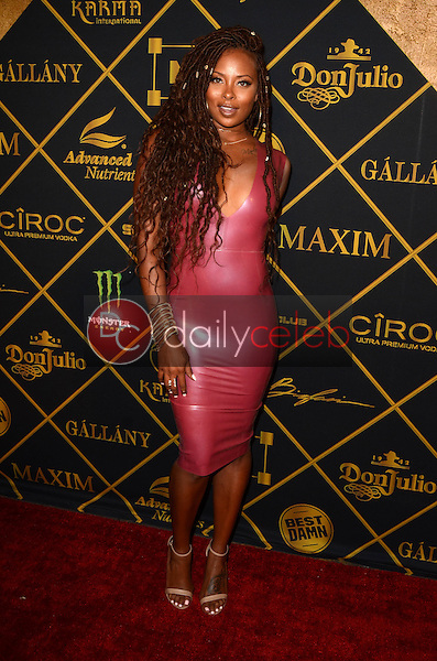 Eva Marcille<br /> at the 2016 Maxim Hot 100 Party, Hollywood Palladium, Hollywood, CA 07-30-16<br /> David Edwards/DailyCeleb.com 818-249-4998