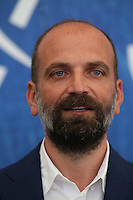 VENICE, ITALY - SEPTEMBER 04: Director Massimo D'Anolfi attends a photocall for 'Spira Mirabilis' during the 73rd Venice Film Festival at on September 4, 2016 in Venice, Italy. <br /> CAP/GOL<br /> &copy;GOL/Capital Pictures /MediaPunch ***NORTH AND SOUTH AMERICAS ONLY***