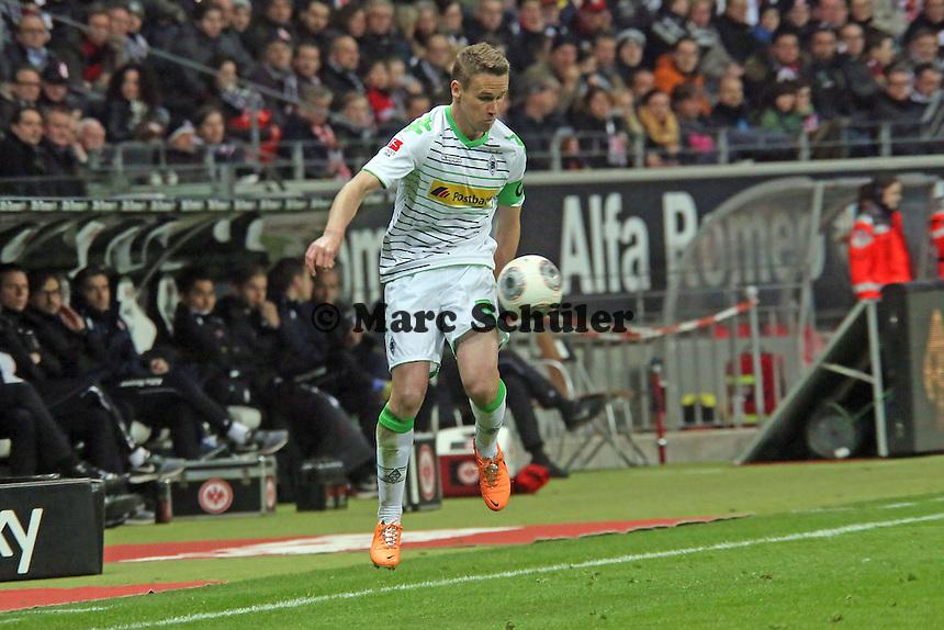 Filip Daems (Gladbach) - Eintracht Franfurt vs. Borussia Mönchengladbach, Commerzbank Arena