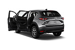 Car images of 2017 Mazda CX-5 Grand-Touring 5 Door SUV Doors