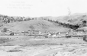 Panoramic view of Hot Springs Hotel and vicinity in Wagon Wheel Gap.<br /> Wagon Wheel Gap, CO