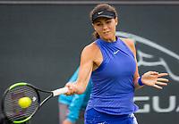 Den Bosch, Netherlands, 17 June, 2017, Tennis, Ricoh Open,  Natalia Vikhlyantseva (RUS)<br /> Photo: Henk Koster/tennisimages.com