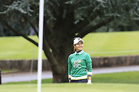 Ai Miyazato (JPN) playing her final tournament of her career   at the 6th green during Wednesday's Pro-Am Day of The Evian Championship 2017, the final Major of the ladies season, held at Evian Resort Golf Club, Evian-les-Bains, France. 13th September 2017.<br /> Picture: Eoin Clarke | Golffile<br /> <br /> <br /> All photos usage must carry mandatory copyright credit (&copy; Golffile | Eoin Clarke)