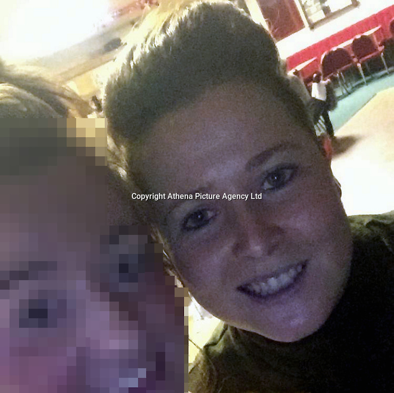 """COPY BY TOM BEDFORD<br /> Pictured: Emma Hughes (R), image taken from open social media site<br /> Re: A """"ruthless"""" businesswoman pretended to be the widow of a soldier killed in Afghanistan to get sympathy from her customers.<br /> Emma Hughes, 31, claimed she was left to bring up her twin sons alone after her hero husband was killed in action.<br /> But a court heard Hughes had never been married to a soldier and was in a lesbian relationship.<br /> Double glazing boss Hughes admitted aggressive and commercial practices which left customers thousands of pounds out of pocket.  <br /> Prosecutor Lee Reynolds said: """"She targeted elderly and vulnerable people, mostly women.<br /> """"When things went wrong Hughes said her husband was shot and killed in Afghanistan and she was left to look after their twins.<br /> """"Customers took pity on her and didn't pursue her as vigorously as they would otherwise.""""<br /> Merthyr Tydfil Crown Court heard Hughes's windows were dangerous and the firm's workmen left homes in a """"truly shocking condition""""."""